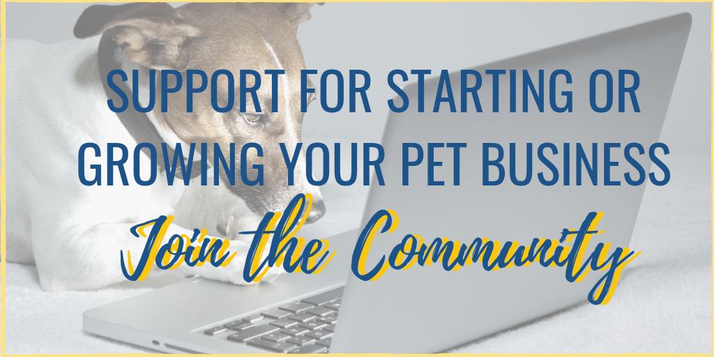 Jump Start Your Pet Business - What should you charge