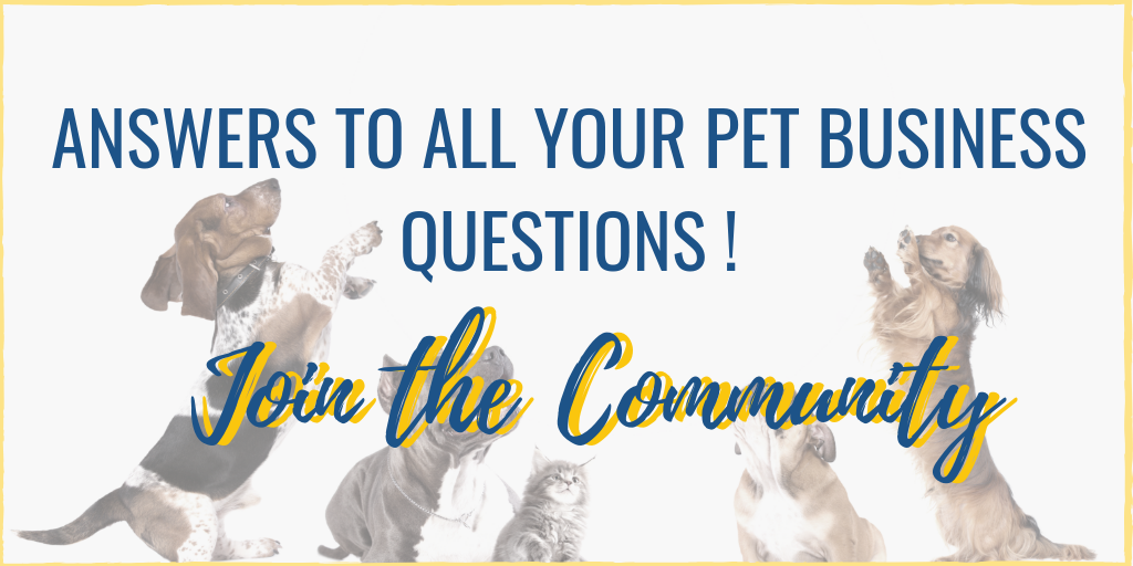 Business Articles — Pet Sitting Business Coaching