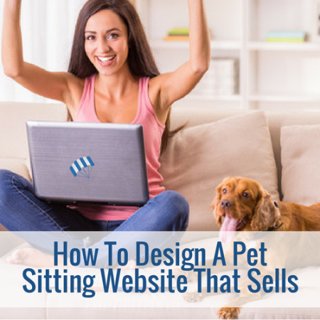 pet sitting website
