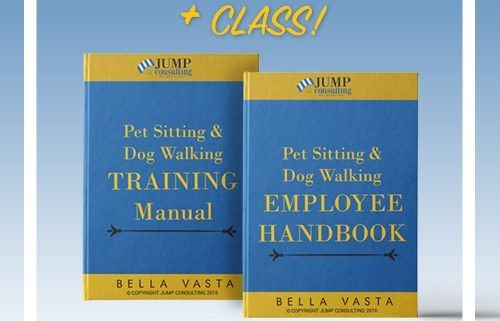 pet sitting employee manual