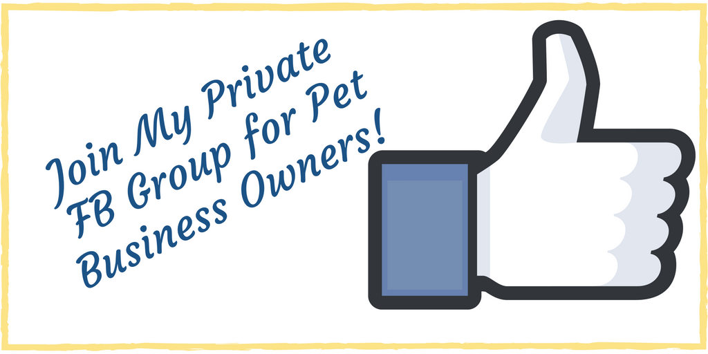 pet sitting facebook group