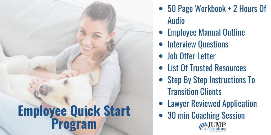 Employee Quick Start