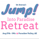 Jump into Paradise - a retreat for Pet Sitters