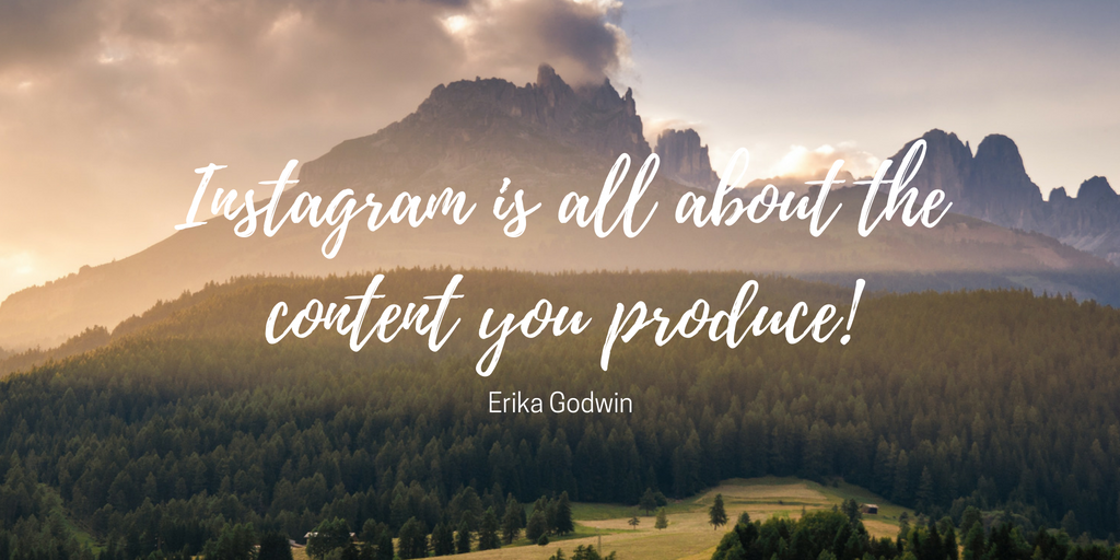 growing your instagram following