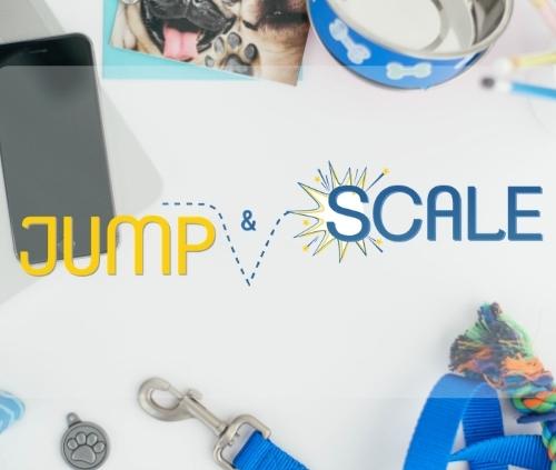 jump & scale