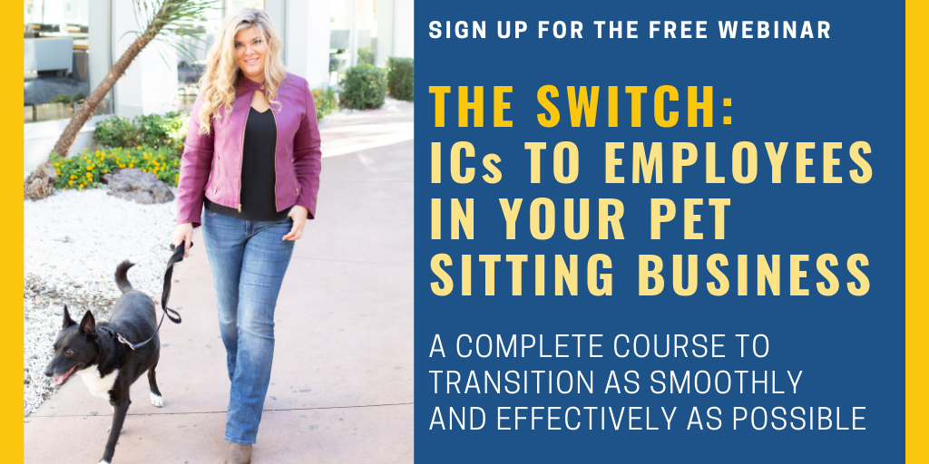 ICs to Employees webinar