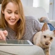 Rover versus pet sitter
