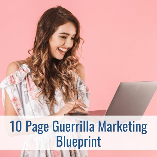 guerrilla marketing blueprint