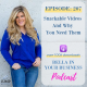 podcast, entrepreneur, pet industry, business coach, video