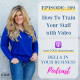 business woman, podcast, business coach, video, staff training, video training