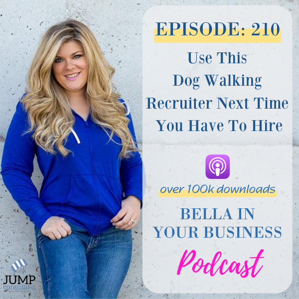 Business Coach, Woman, Pet Business, Podcast, Dog Walking, Hiring Staff, recruitment