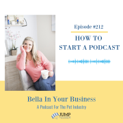 business women, podcast episode, new episode, pets