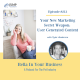 Entrepreneurs, Podcast Episode, Marketing, Content Creation
