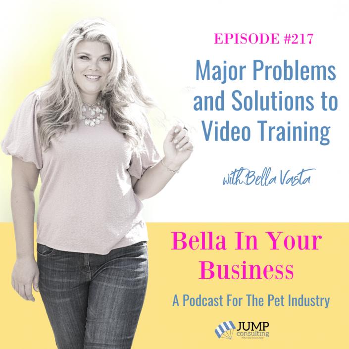 Video training, staff training