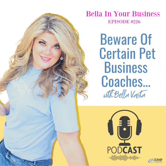 Beware Of Certain Pet Business Coaches