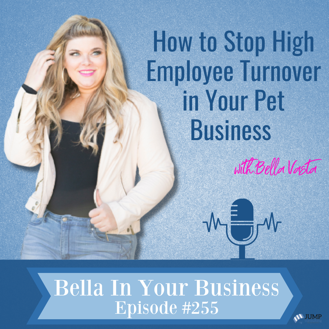 How to Stop High Employee Turnover in Your Pet Business
