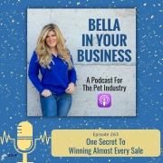 One Secret to winning almost every sale podcast episode featured image